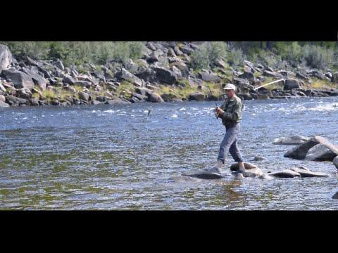 Сплав по реке Витим - Угрюм река, III к.с, Рыбалка, Rafting, Russia.