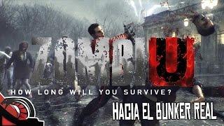 HACIA EL BUNKER REAL | ZombiU - Ep. 2