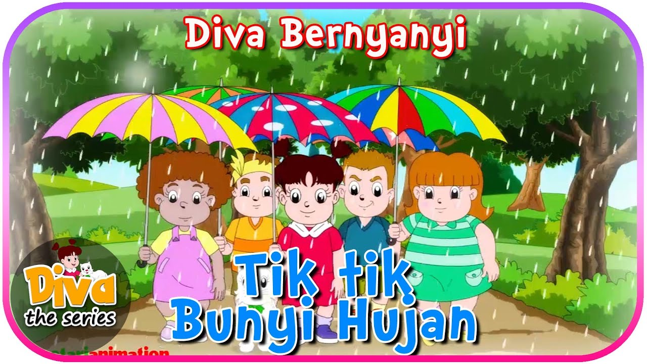 Tik Tik Bunyi Hujan Diva Bernyanyi