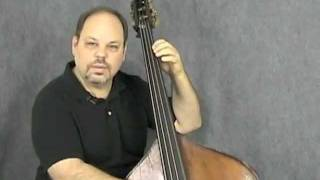 Jazz Bass Lesson: Walking The Jazz Blues