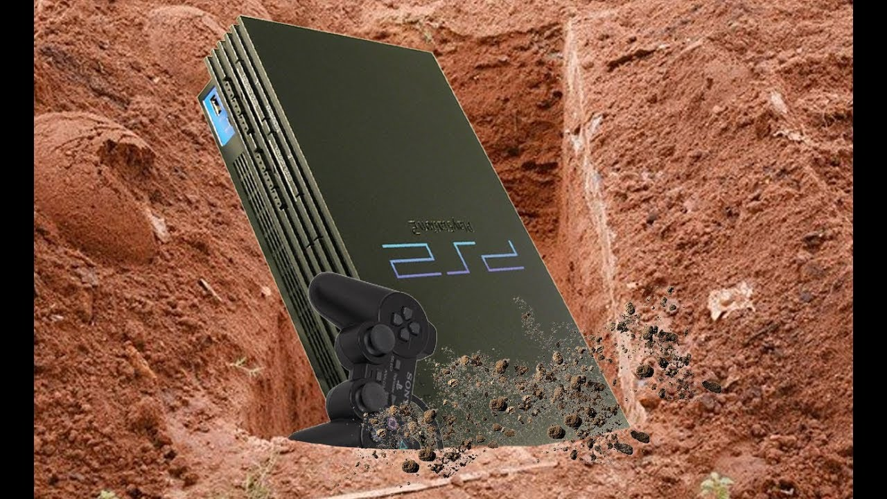 PS2 Is DEAD...Share Your Memories