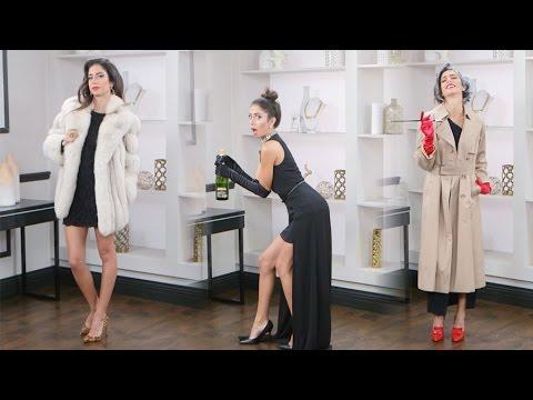 3 Little Black Dress Halloween Costumes Ideas