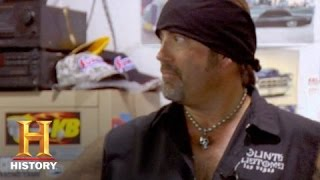 Counting Cars - Typical Day in the Shop | History
