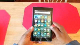 Amazon Fire HD 8 After One Month