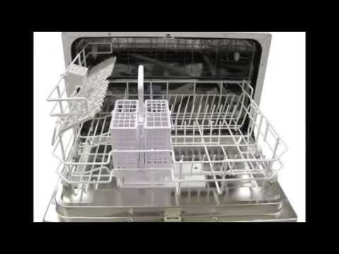 Countertop Dishwasher Hhousewife Friendly SPT Countertop Dishwasher