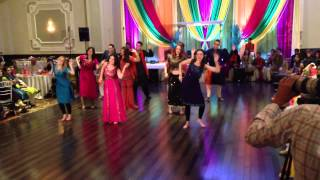 Mehndi Mashup Bollywood Dance