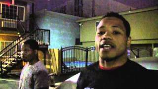 Shawn Porter & Karim Mayfield on Sparring Manny Pacquiao