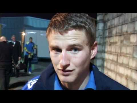 Eunan describes his 'best goal' against Plymouth