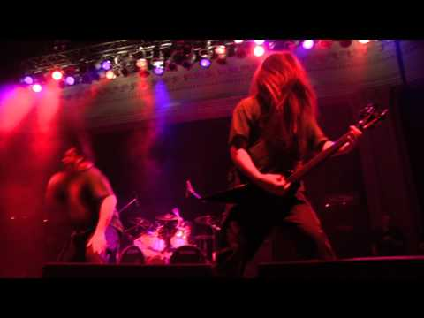 """Cannibal Corpse """"Scalding Hail"""" live at Scion Fest 2010"""