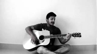 Yakeen ( Aaj Dil Dukha Hai ) Atif Aslam # Guitar Cover.