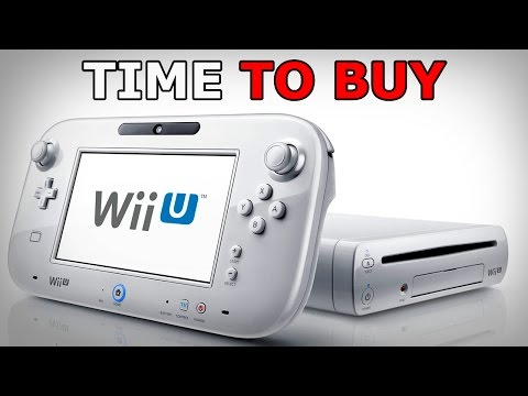 Time to buy: Nintendo Wii U