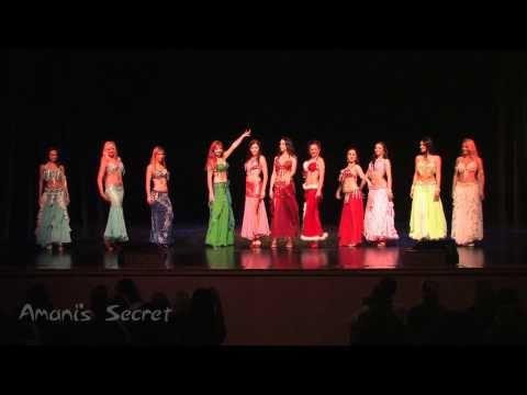 Amani's Secret Fashion Show