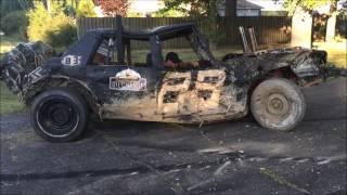 Demolition Derby Car from 2016