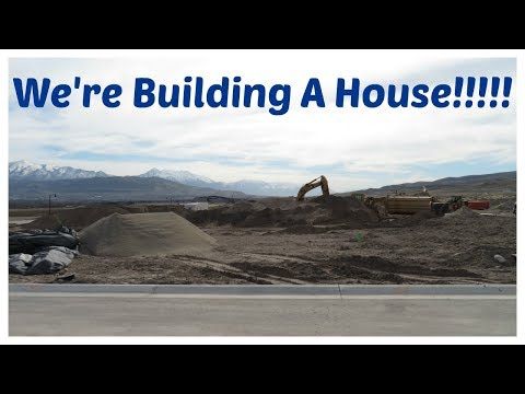 Download Youtube: WE'RE BUILDING A HOUSE!!!!!!!!!! | Becoming Debt Free!