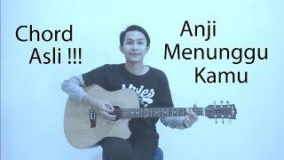 Download lagu Chord Anji - Menunggu kamu (Asli dan Gampang)