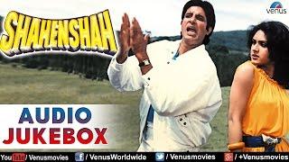 Shahenshah : Bollywood Hits ~ Audio Jukebox | Amitabh Bachchan, Meenakshi Seshadri |