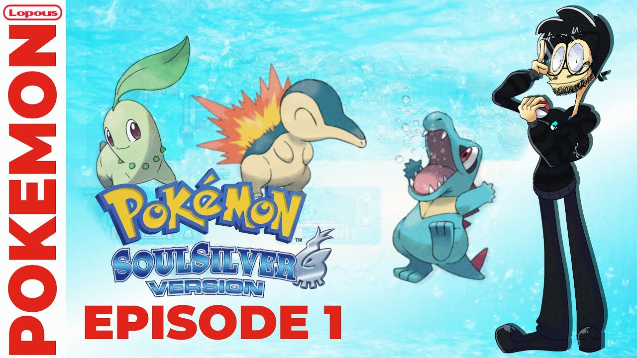 Let S Play Pokemon Soulsiver Episode 1 Getting Our First