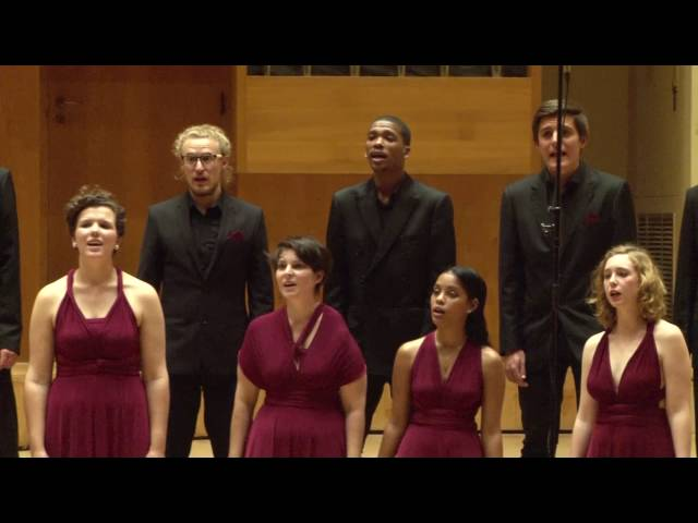 Stellenbosch University Chamber Choir  - Ndikhokhele Bawo