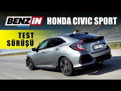 Honda Civic Sport Hatchback 1.5 Turbo test - 2017