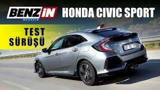 Honda Civic Sport Hatchback 1.5 Turbo test - 2017