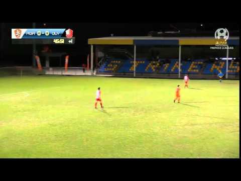 PS4NPLQLD LIVE STREAM - Brisbane Roar Youth v Olympic FC