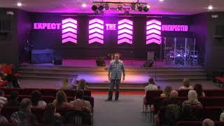 """God Has a Plan"", Part 2,  Tim Marr"