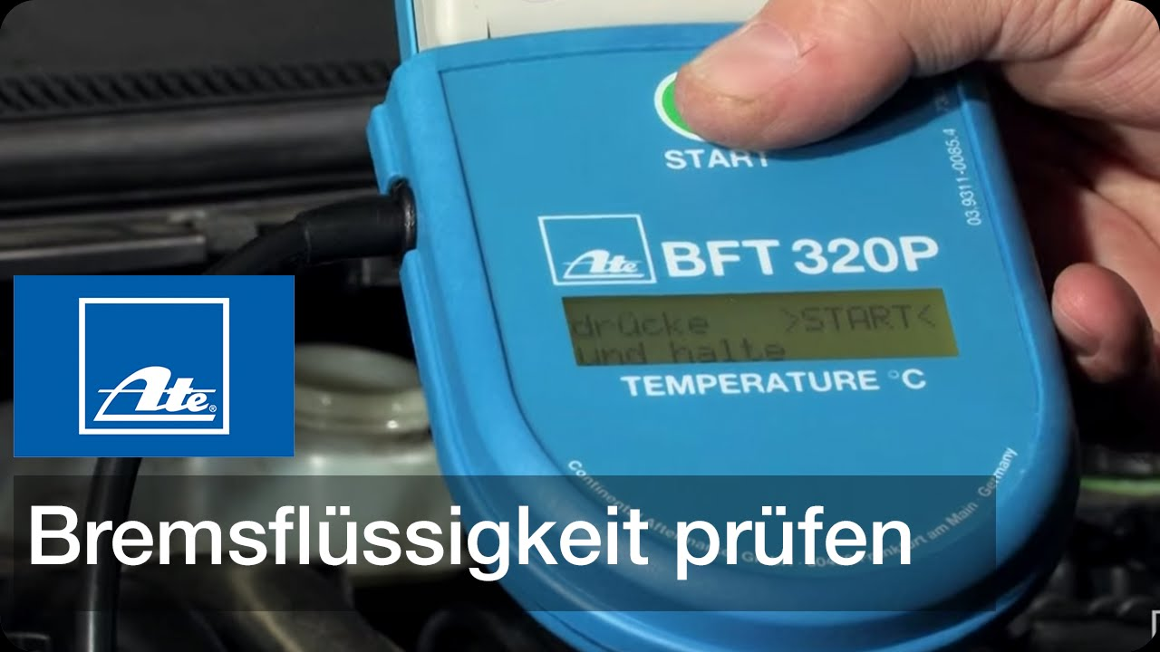 BGS Bremsflüssigkeitstester Wasser Bremsflüssigkeit Testen Tester Prüfen Prüfer