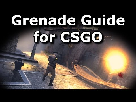 CS GO Grenade Tutorial
