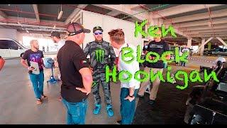 Ken Block drifting in Dubai - Simon unterwegs - SimonMotorSport - Folge 127