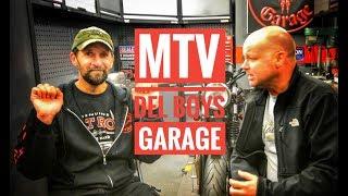 Meet The Vlogger - Del Boys Garage