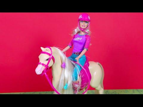 Binici Barbie ve Güzel Atı: Afacan Oyuncaklar ID2331 фото