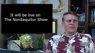 Gambar cover Schooling Hovind on The NonSequitur Show
