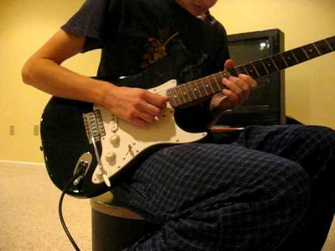 Check The Rhime- A Tribe Called Quest (guitar jam)