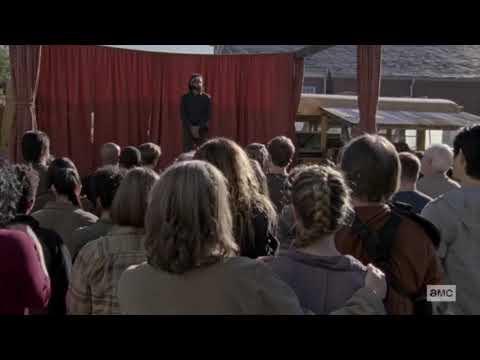 The Walking Dead S9xE15 - Ending/Siddiq's Speech