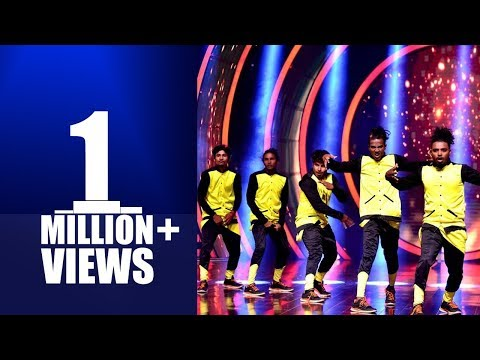 D 4 Dance Reloded I Super Finale I Aliyans - Special performance I Mazhavil Manorama
