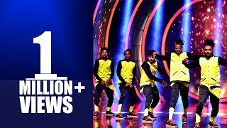 D 4 Dance Reloded I Super Finale I Aliyans - Special performance I Mazhavil Manorama