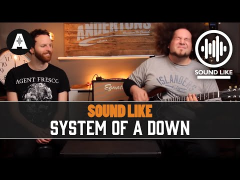 Sound Like System Of A Down - Without Busting The Bank