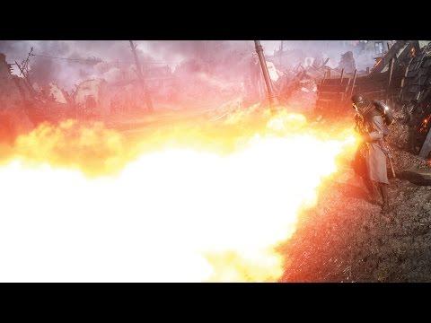 Battlefield 1 Flame Trooper Tips