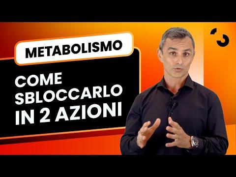 2 azioni per sbloccare il tuo metabolismo e iniziare a dimagrire | Filippo Ongaro