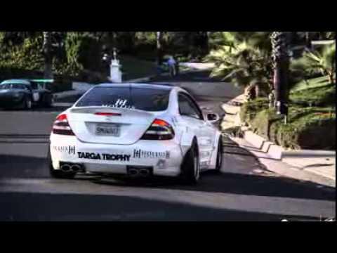 Rocket Bunny Mercedes Benz CLK   Targa...