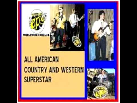 ALL AMERICAN COUNTRY AND WESTERN SUPERSTAR - BY THE EP'S (17TH ALBUM)