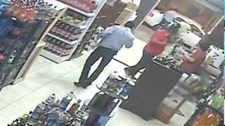 Asesinato queda grabado en video