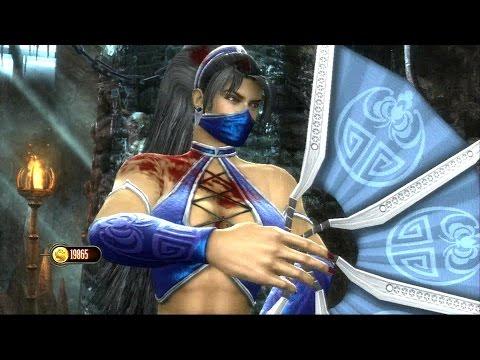 ANIMATRIX 2013 'Mortal Kombat 9' - Kitana,Mileena,Jade   Doovi