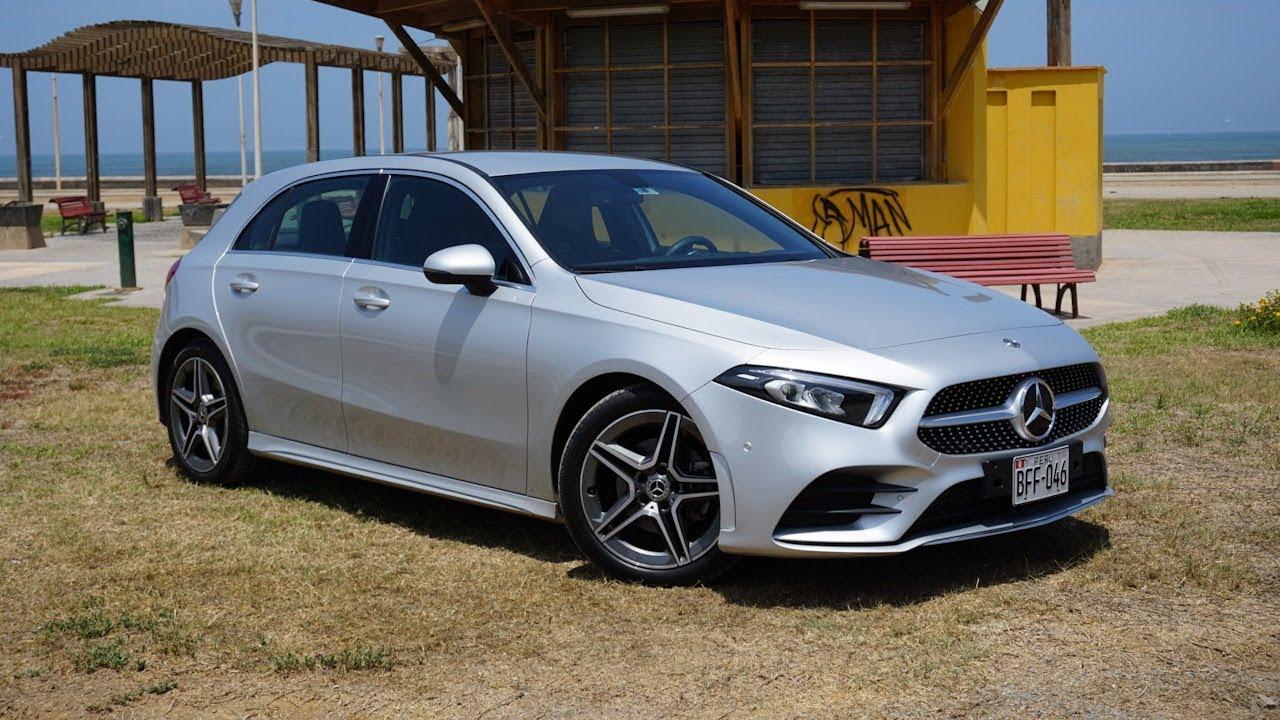Mercedes Benz Clase A 2019 Prueba De Manejo Youtube
