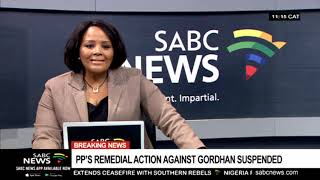 Public Protector's office reacts to the Gordhan judgment