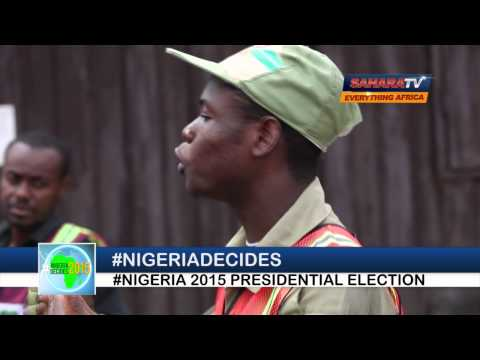 INEC Presiding Officers Resort to Manual Accreditation