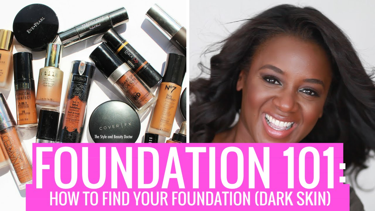 Dark MAC Foundation Swatches NC50-NW58The Style and Beauty Doctor