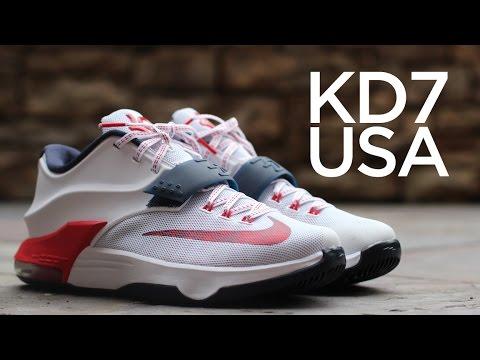 watch 1ca92 113c1 Closer Look  Nike KD7 -