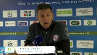Racing - Red Star : l'avant-match | RC Strasbourg Alsace