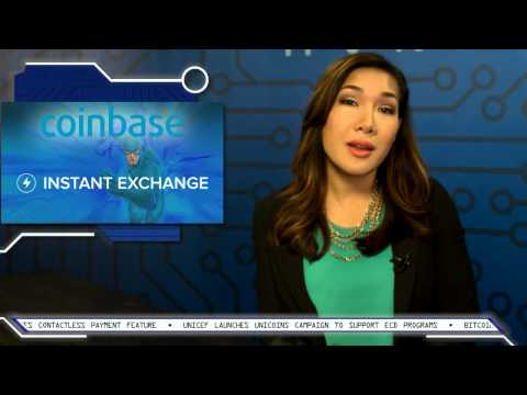 Coinbase Launches Instant Exchange.